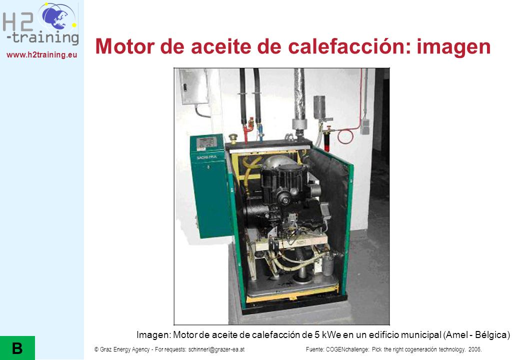 Motor de aceite de calefacción: imagen