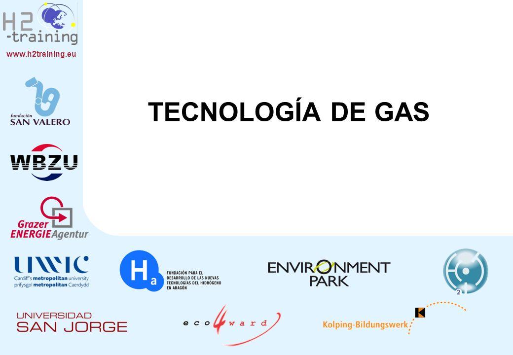TECNOLOGÍA DE GAS Capítulo 7 Título: La Tecnología del Gas