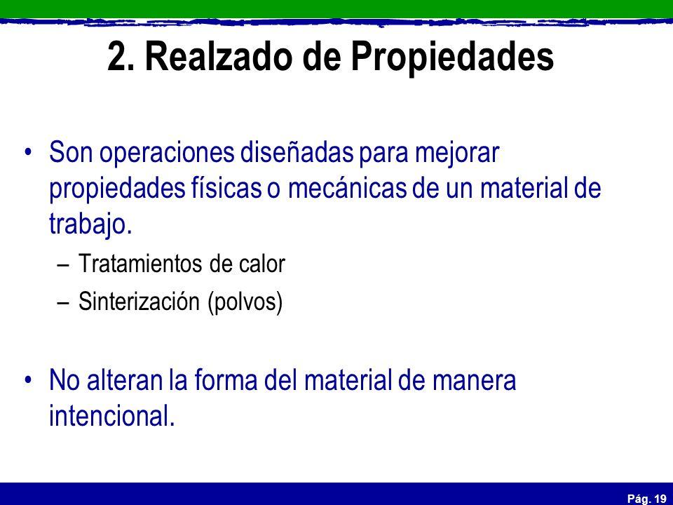 2. Realzado de Propiedades