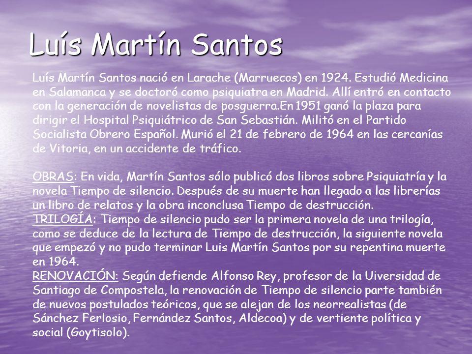 Luís Martín Santos