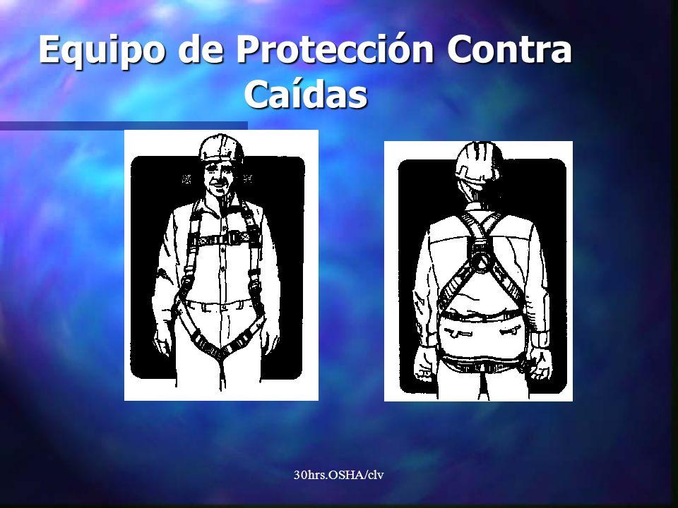 Equipo de Protección Contra Caídas