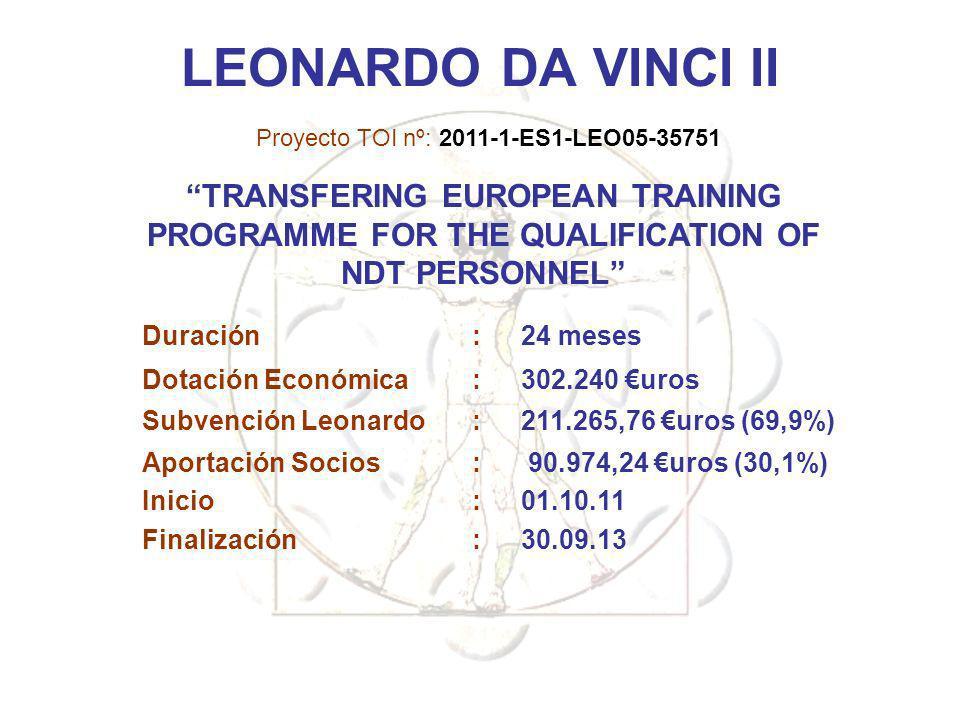 Proyecto TOI nº: 2011-1-ES1-LEO05-35751