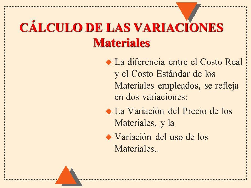 CÁLCULO DE LAS VARIACIONES Materiales