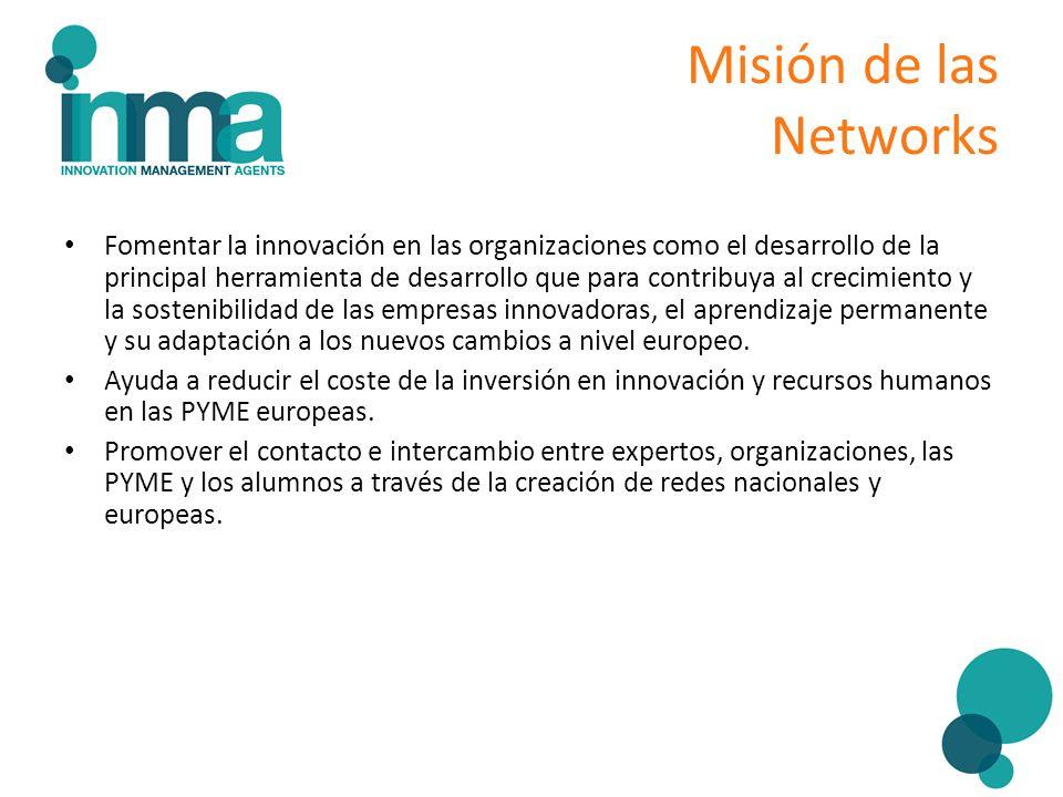 Misión de las Networks