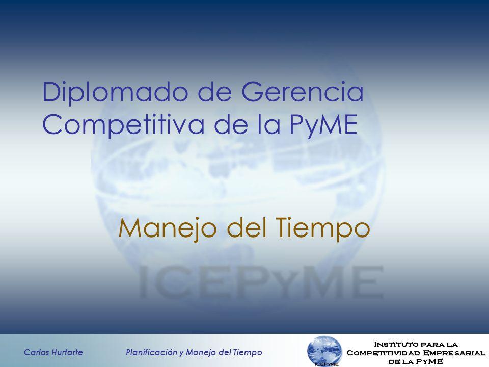 Diplomado de Gerencia Competitiva de la PyME