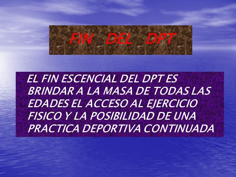 FIN DEL DPT