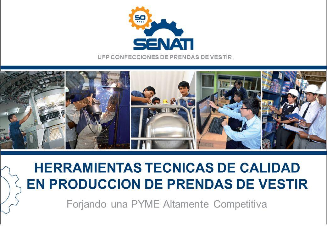 UFP CONFECCIONES DE PRENDAS DE VESTIR