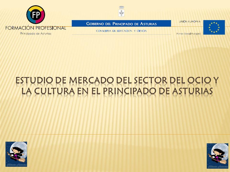 ESTUDIO DE MERCADO DEL SECTOR DEL OCIO Y LA CULTURA EN EL PRINCIPADO DE ASTURIAS