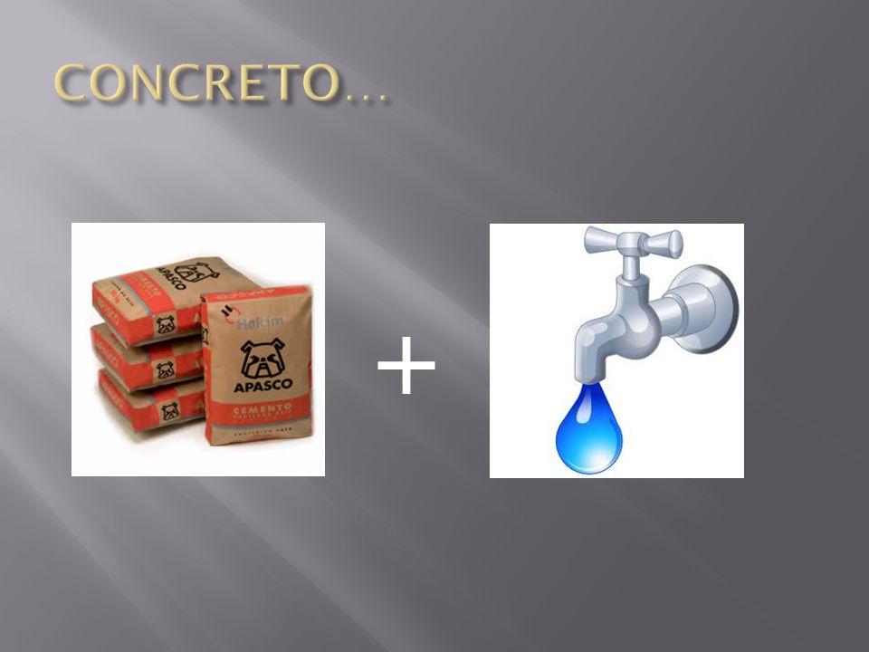 CONCRETO… +