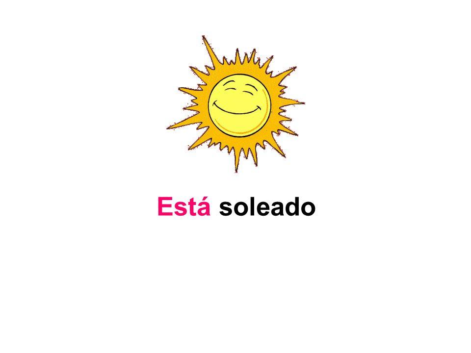 Está soleado