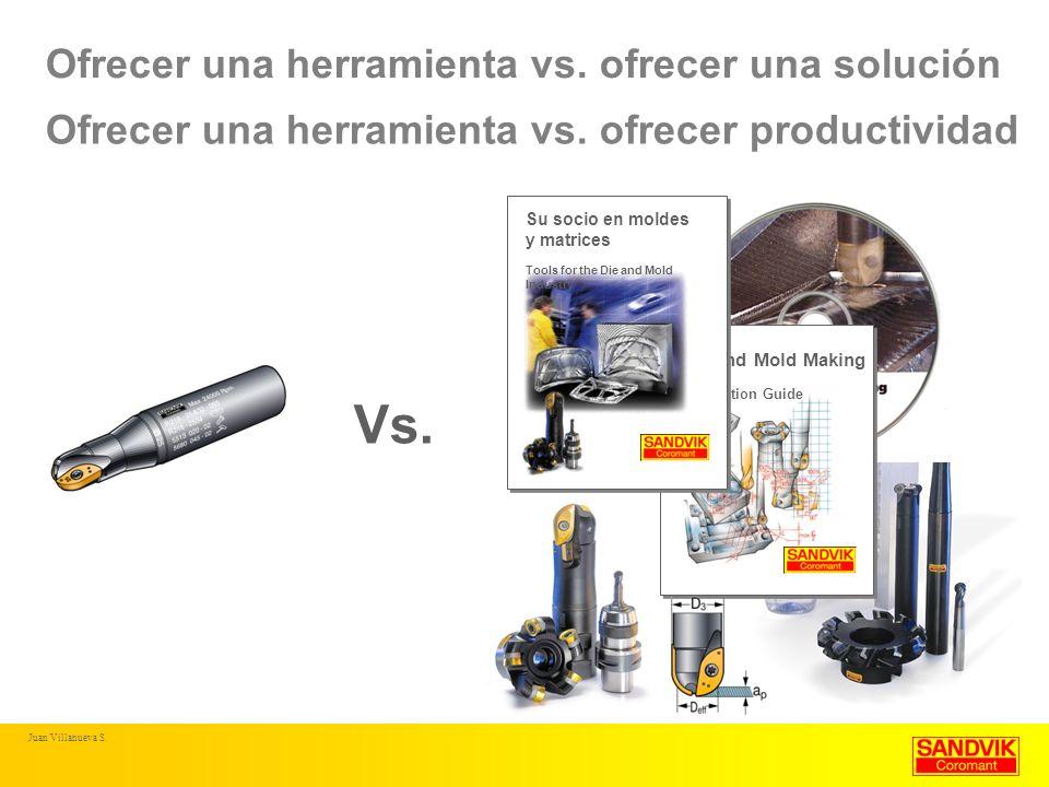 Ofrecer una herramienta vs. ofrecer una solución