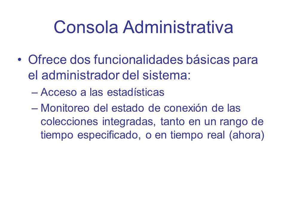 Consola Administrativa