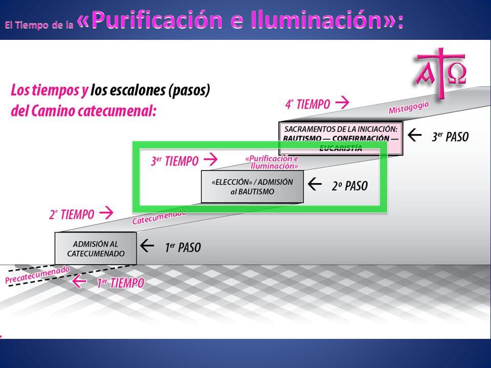 El Tiempo de la «Purificación e Iluminación»: