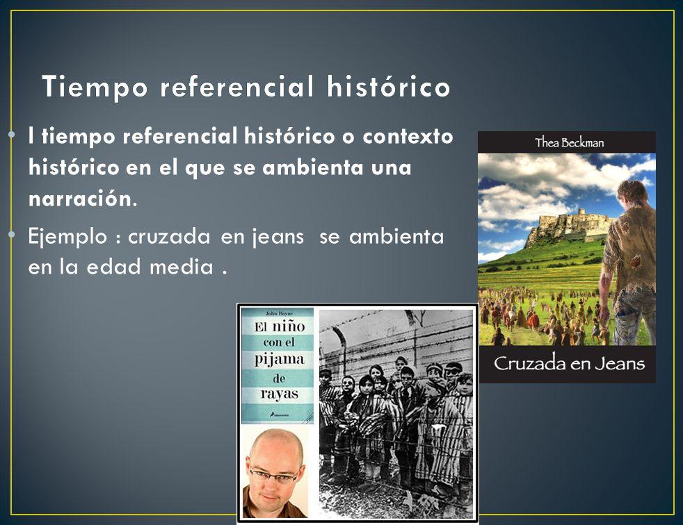 Tiempo referencial histórico