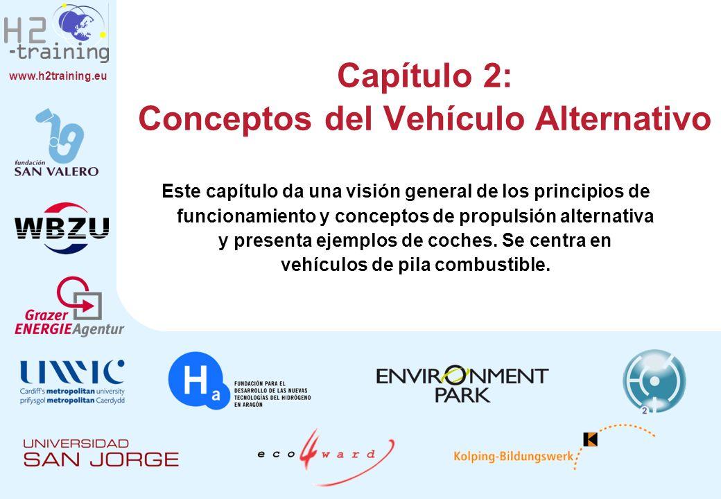 Capítulo 2: Conceptos del Vehículo Alternativo