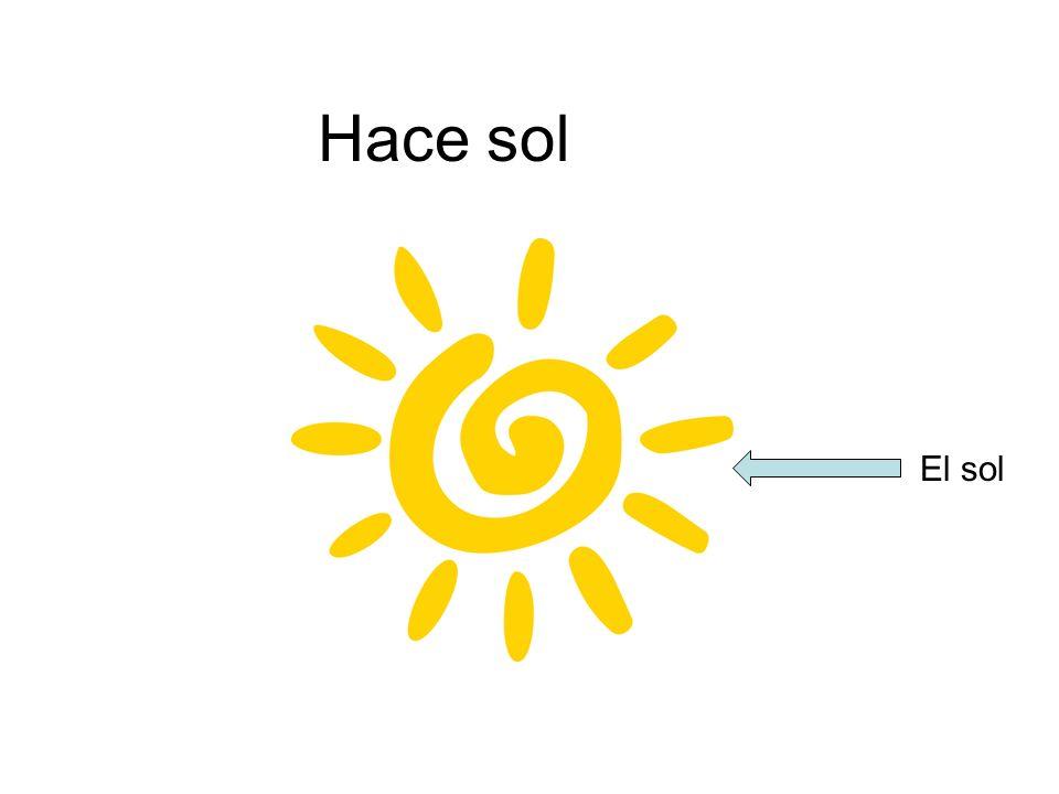 Hace sol El sol