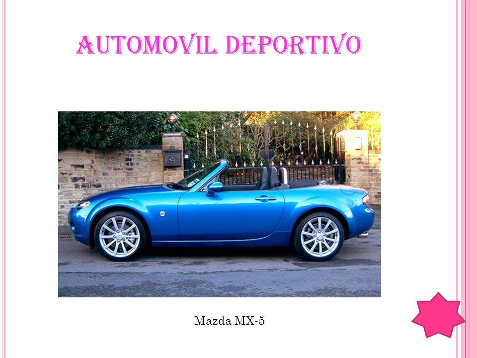 AUTOMOVIL DEPORTIVO Mazda MX-5