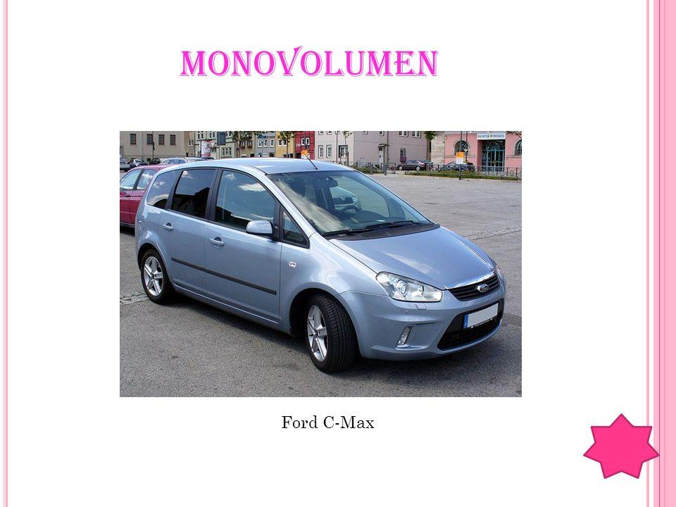 MONOVOLUMEN Ford C-Max