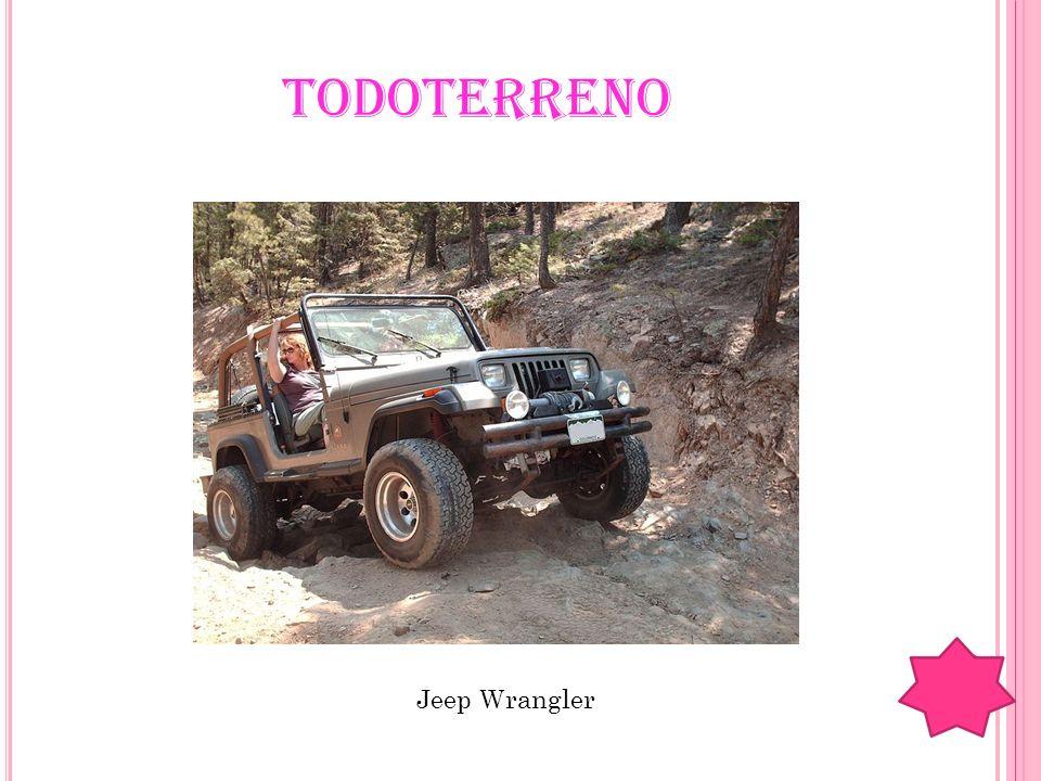 TODOTERRENO Jeep Wrangler