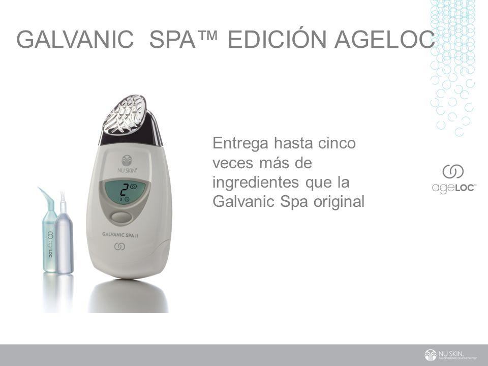 Galvanic Spa™ Edición ageLOC