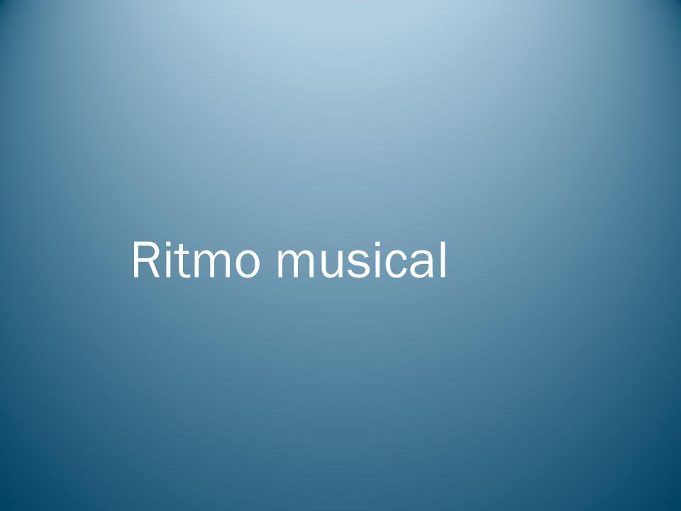 Ritmo musical