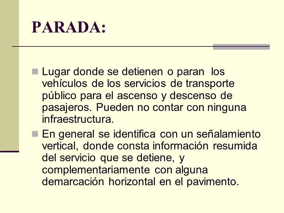 PARADA: