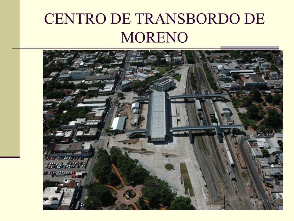 CENTRO DE TRANSBORDO DE MORENO
