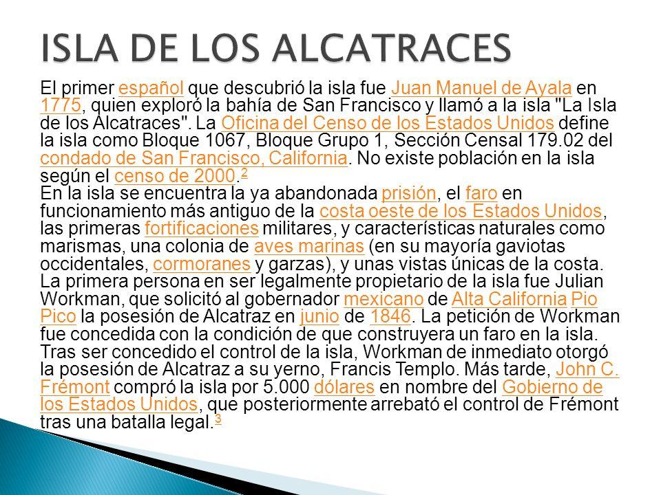 ISLA DE LOS ALCATRACES