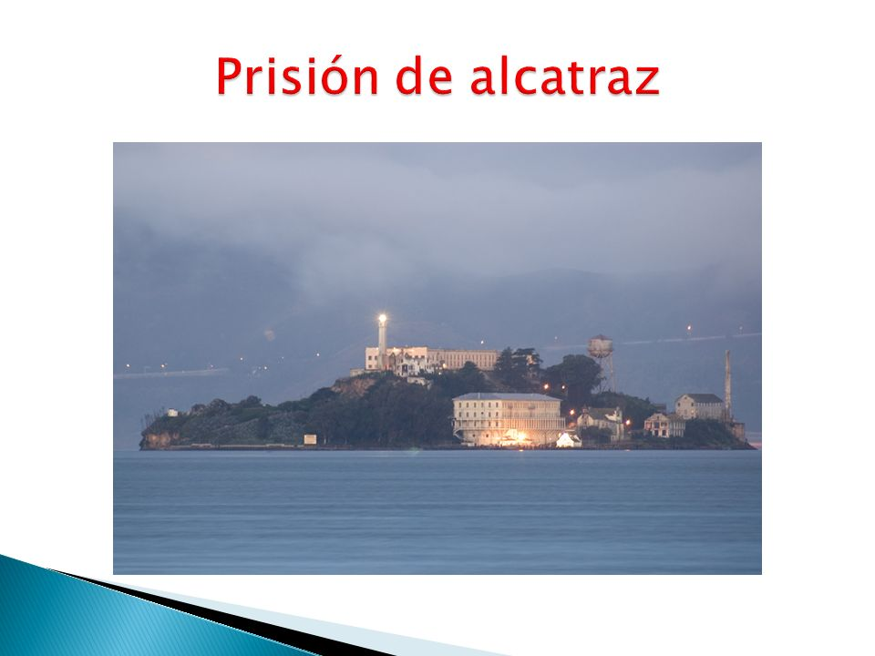 Prisión de alcatraz