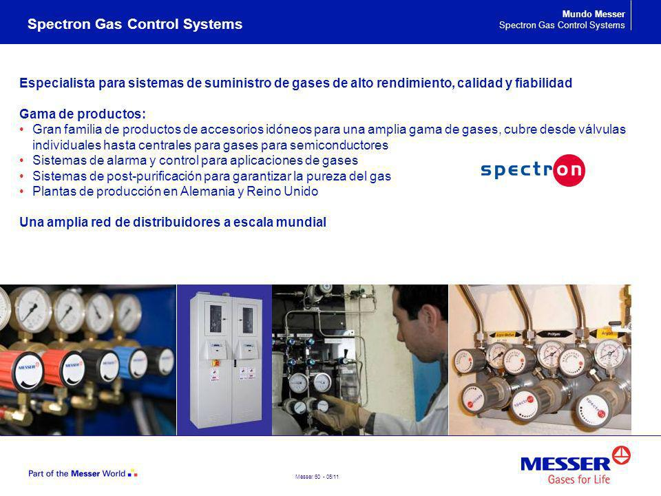 Spectron Gas Control Systems