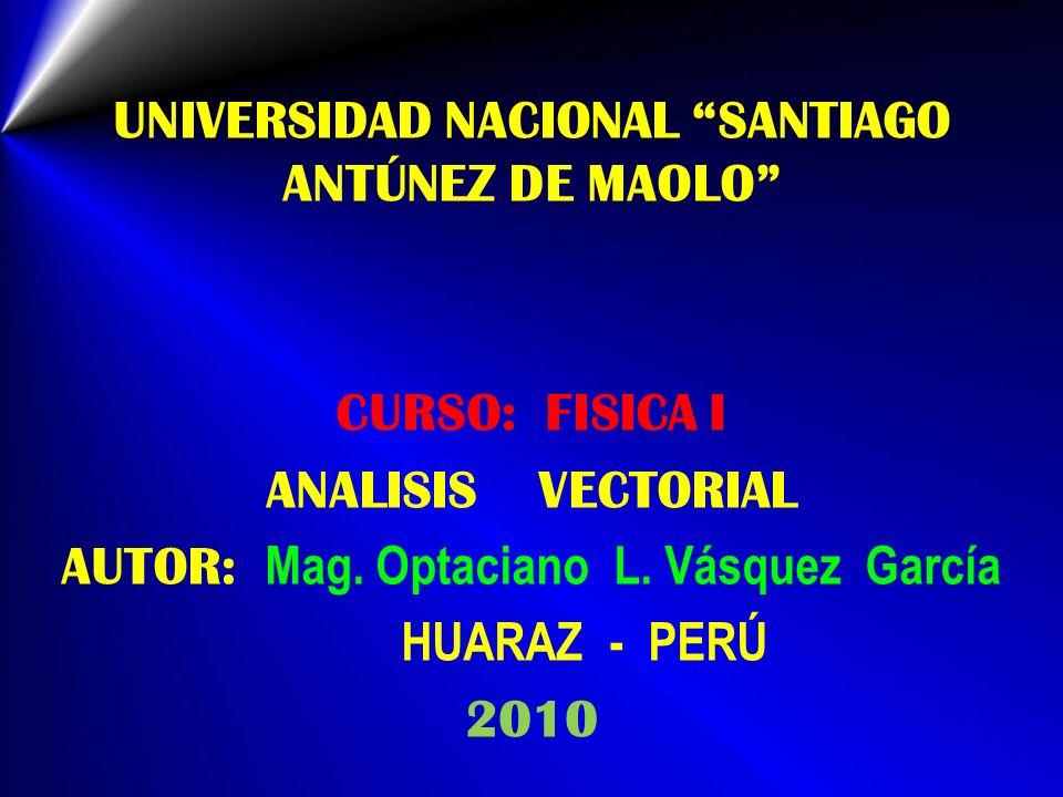 UNIVERSIDAD NACIONAL SANTIAGO ANTÚNEZ DE MAOLO