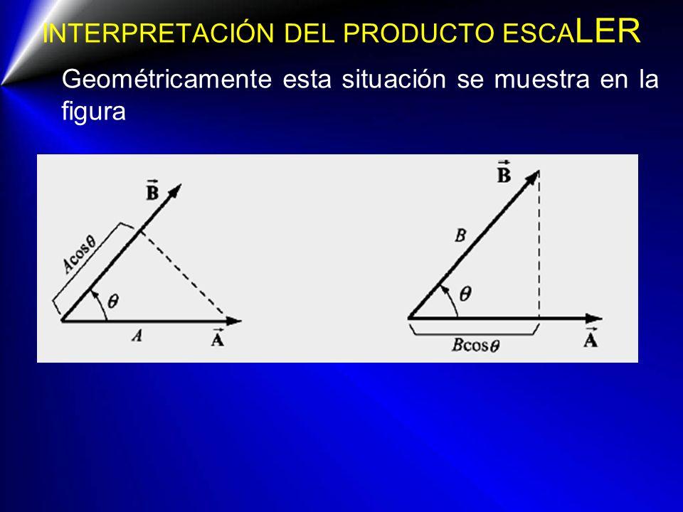 INTERPRETACIÓN DEL PRODUCTO ESCALER