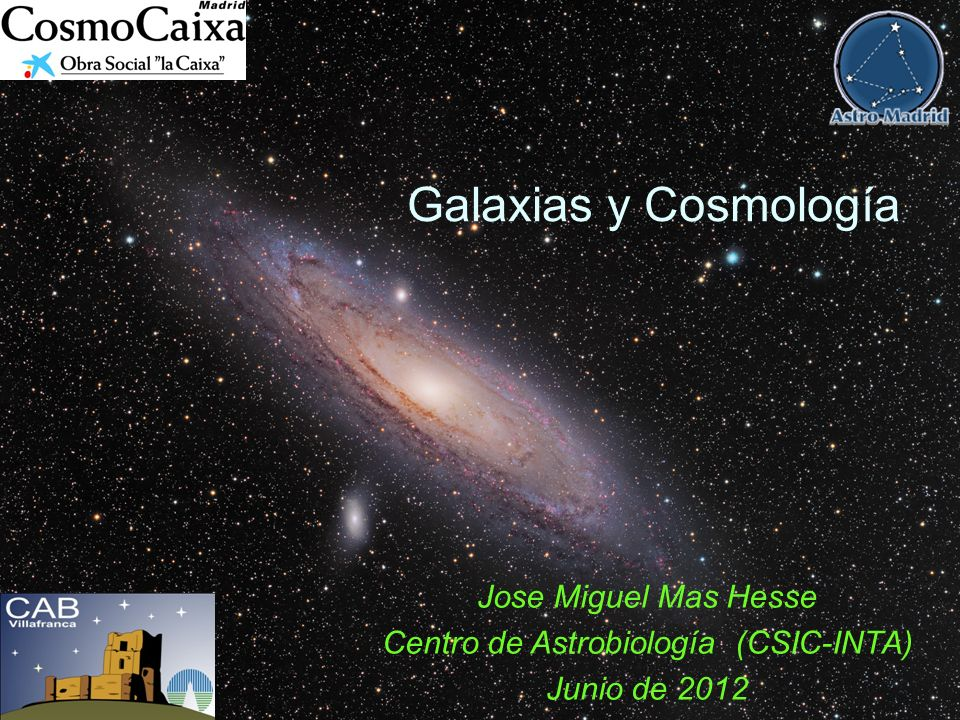 Centro de Astrobiología (CSIC-INTA)