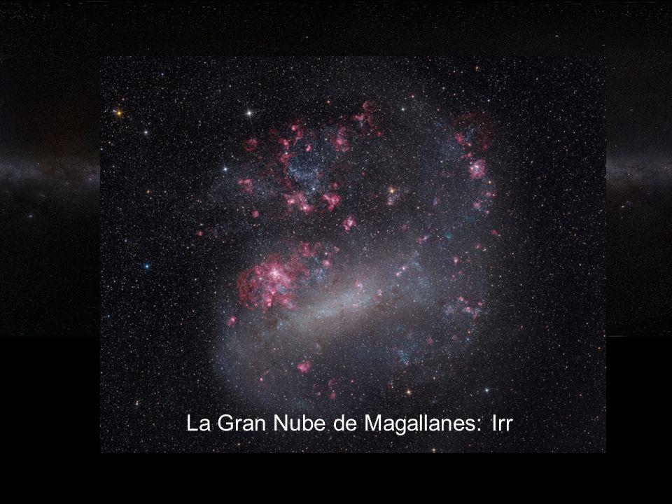 Nuestra galaxia: la Vía Láctea, SBc