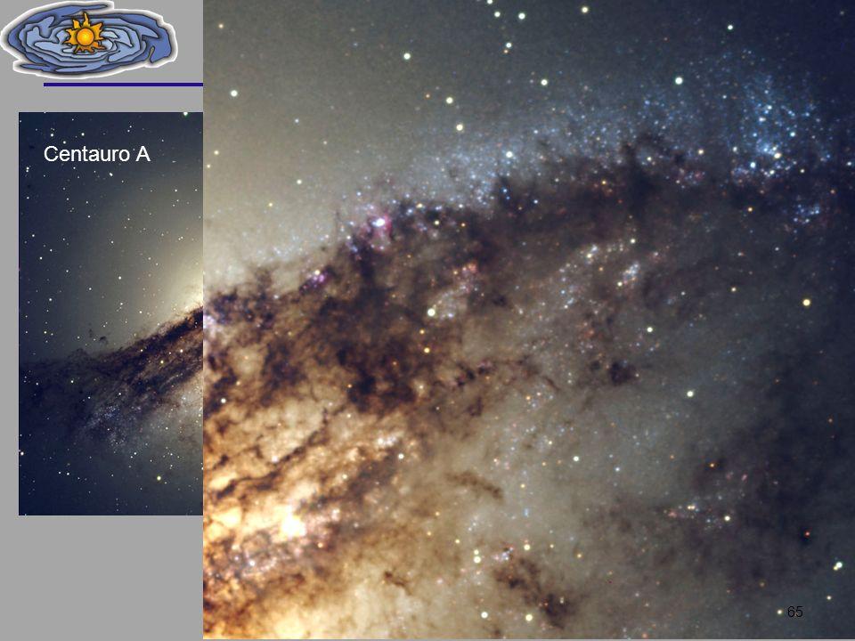 Nuestro Universo Centauro A