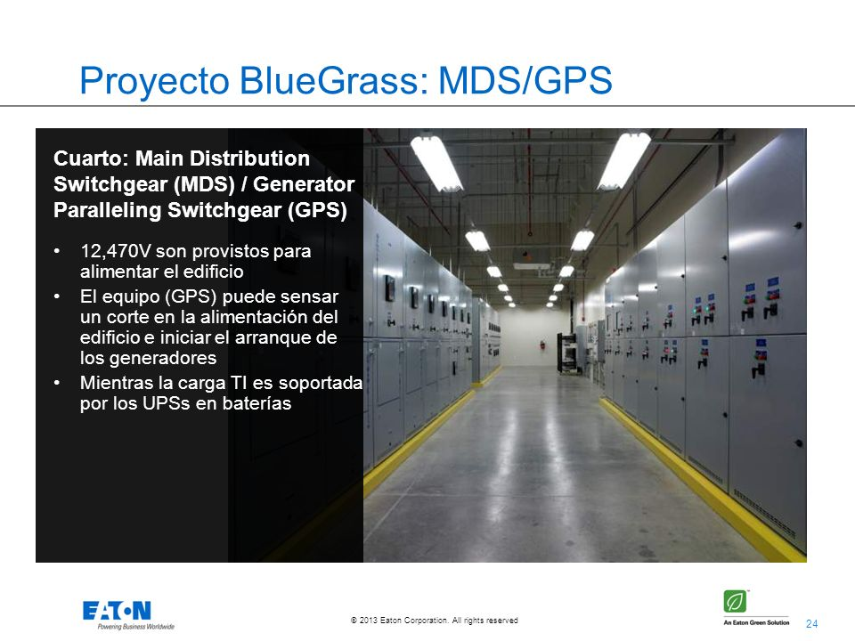 Proyecto BlueGrass: MDS/GPS