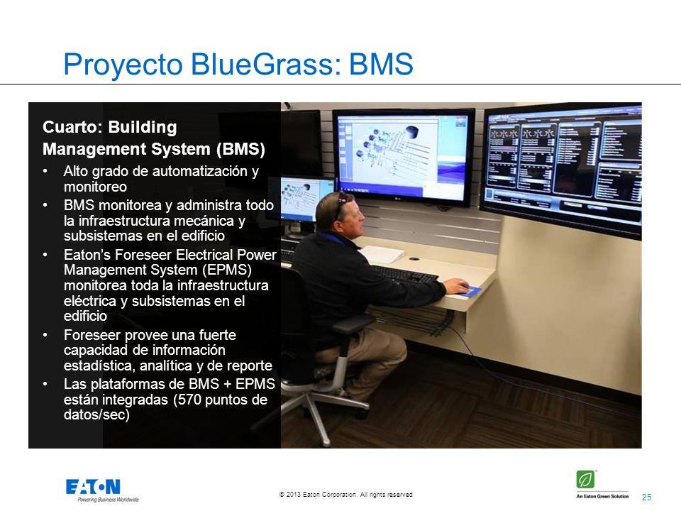 Proyecto BlueGrass: BMS