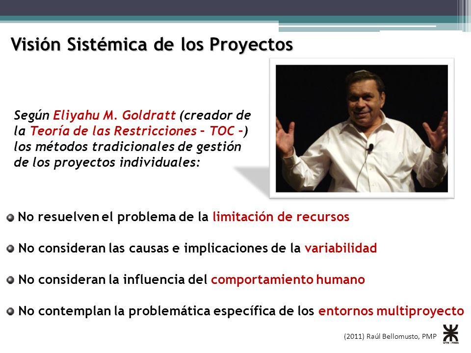 Visión Sistémica de los Proyectos