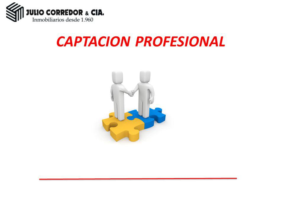 CAPTACION PROFESIONAL