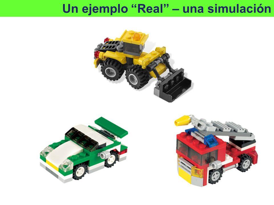 Un ejemplo Real – una simulación