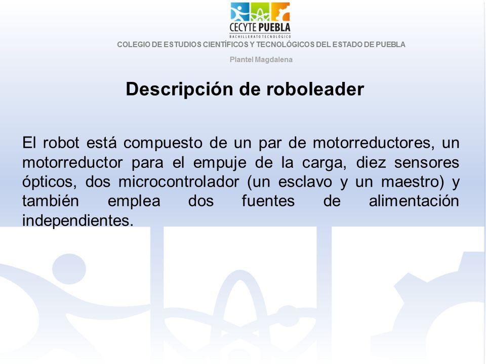 Descripción de roboleader