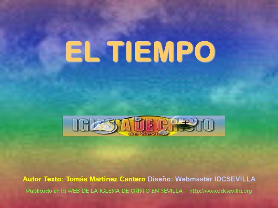 Autor Texto: Tomás Martínez Cantero Diseño: Webmaster IDCSEVILLA