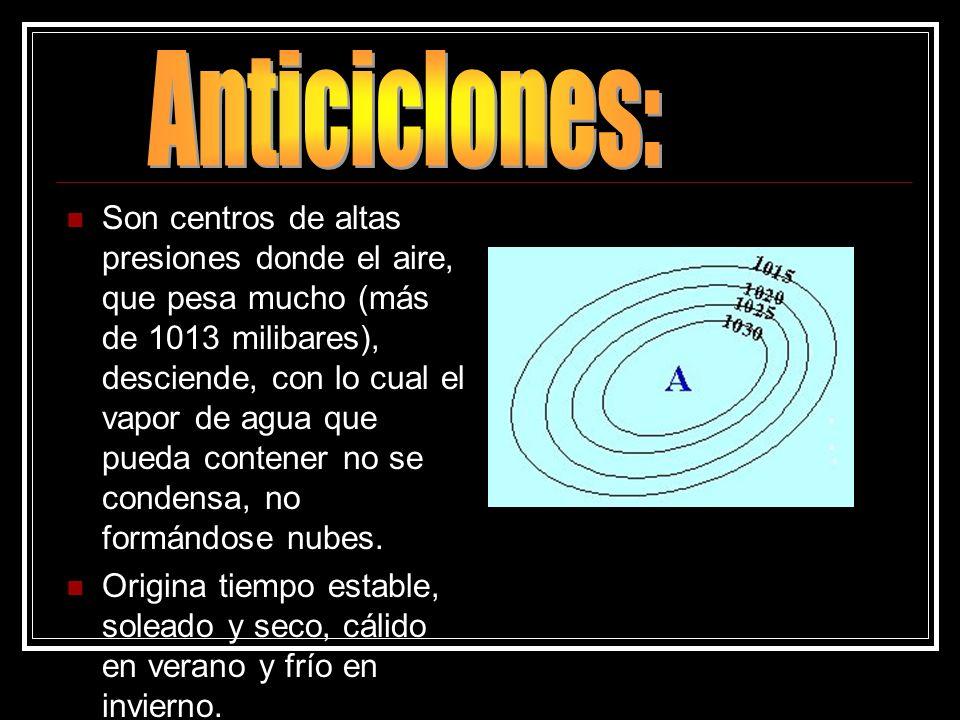 Anticiclones: