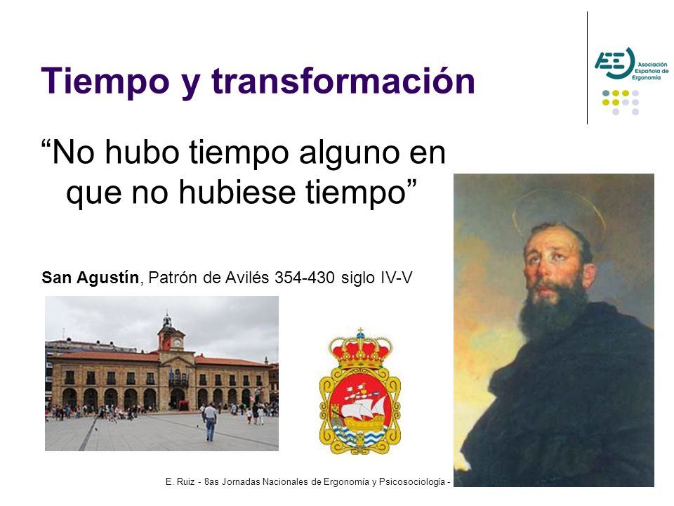 Tiempo y transformación