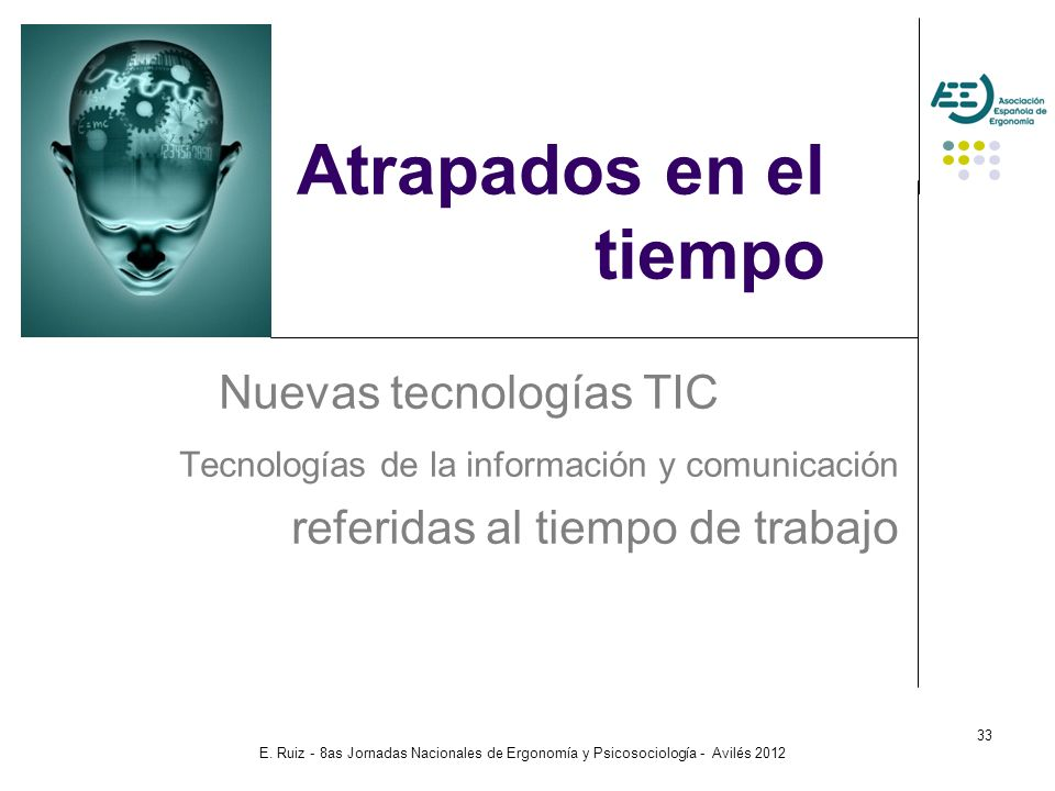 Nuevas tecnologías TIC