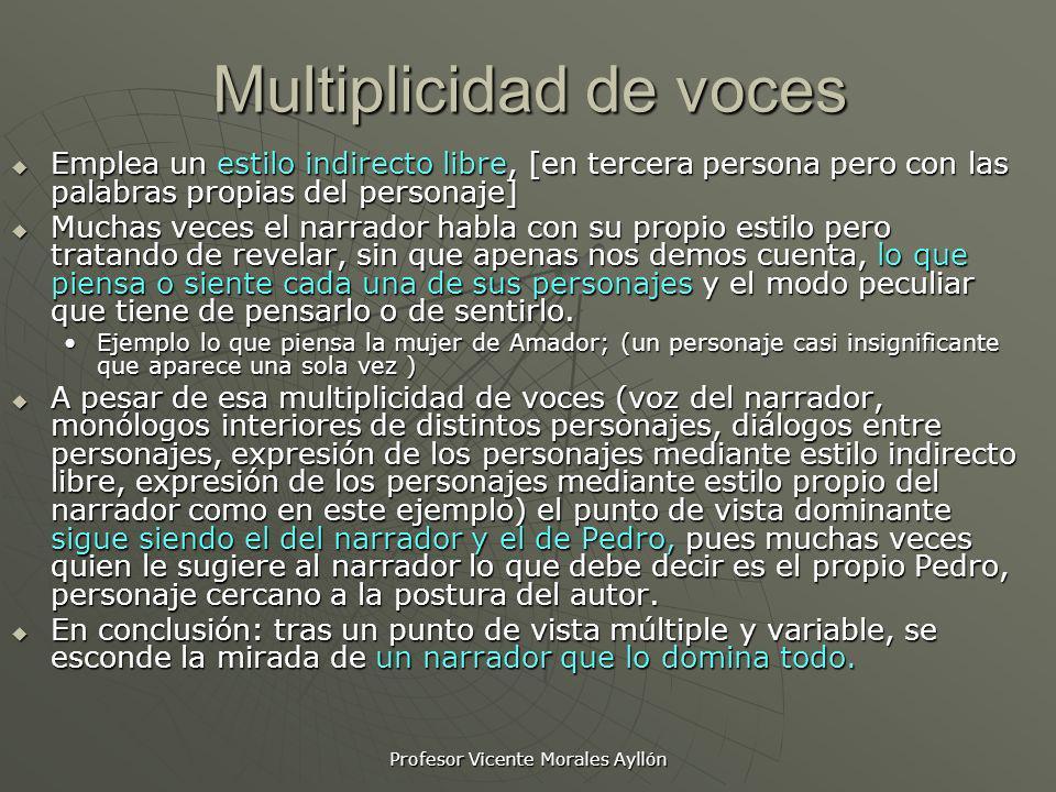 Multiplicidad de voces