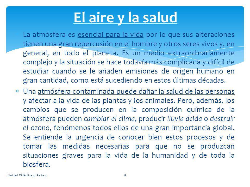 El aire y la salud