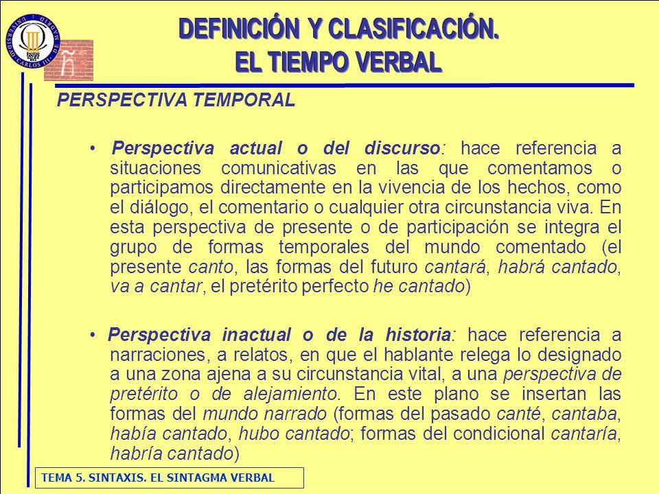 DEFINICIÓN Y CLASIFICACIÓN.