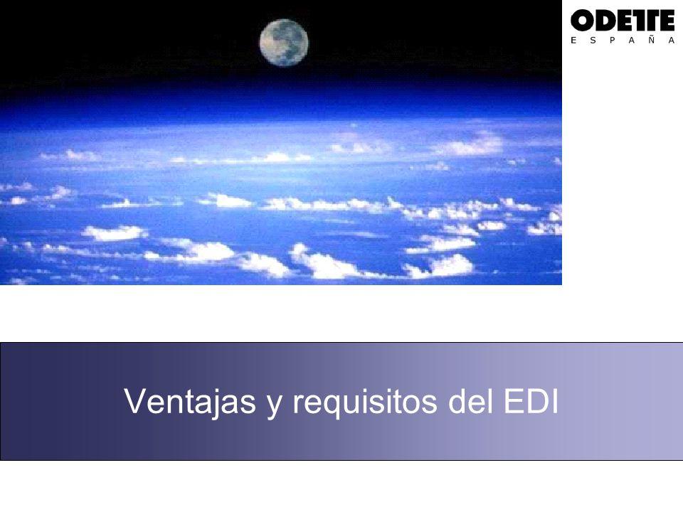 Ventajas y requisitos del EDI