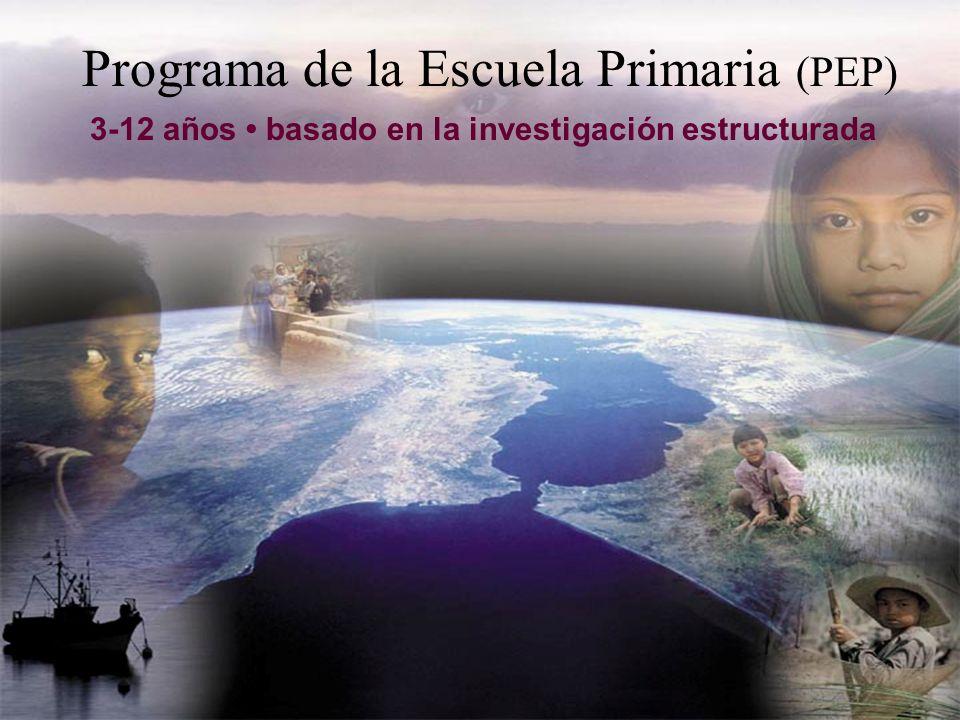 Programa de la Escuela Primaria (PEP)